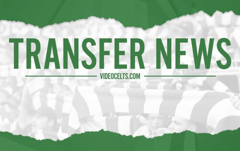 Striker 'on the brink' of making permanent Celtic move